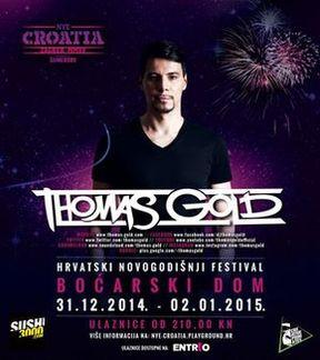 Thomas Gold 2014/2015
